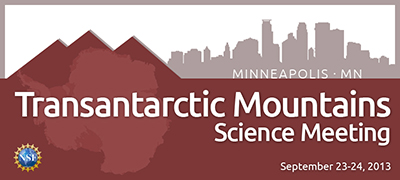 Transantarctic Mountains Science Meeting 2013